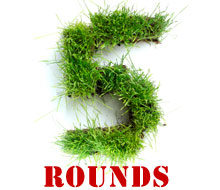 5 Round Golf Packages