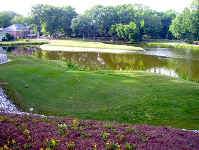 Oyster Bay Golf Course In Sunset Beach