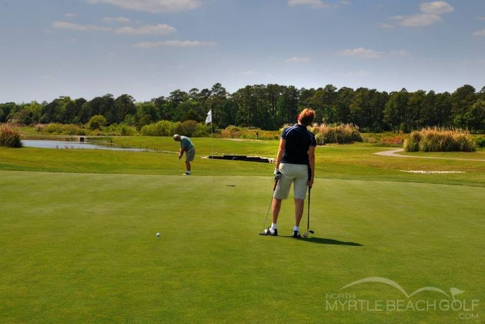 Pearl West Golf Course In Sunset Beach Nc Cur Rates